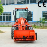 Wholesale front wheel loader,john deere excavator,2.5 ton Tl2500 wheel loader CE from china suppliers