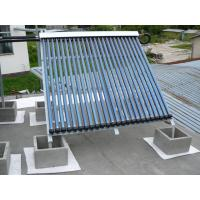 China solar hot water collector evacuated glass tube on sale