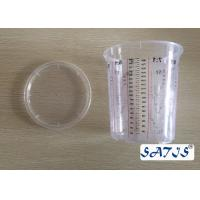 Quality Disposable Mixing Cups With 1100ml Plastic cup OEM accepted  print on body for sale