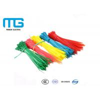 Wholesale Fireproof Nylon Cable Ties With Stand Excellent High Temperature Resistance from china suppliers