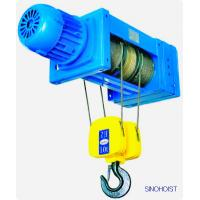 China 25 Ton Foot Mounted Hoist Up And Down Limit Switch 24 M , Variable Running Speed on sale