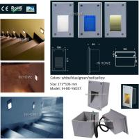 Buy cheap High Quality Recessed LED Wall Lights Slide Stairs Step Indoor from Wholesalers