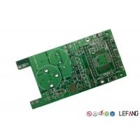 Wholesale 6 Layers Lead Free HASL Multilayer Printed Circuit Board 1.2mm Thickness from china suppliers
