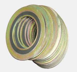 China ASME B 16.20 Flexible Flat Metal Gasket Spiral Wound High Performance on sale