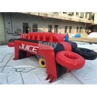 Wholesale Funny Inflatable Interactive Games , 1 People Inflatable Air Ball from china suppliers