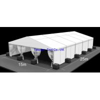 Wholesale Anti Rust Wedding Marquee Tent Suit For 1000 People White Fabric Roof Cover from china suppliers