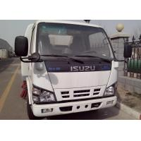 Wholesale Cleaning Street Sweeper Truck 1000L Special Purpose Vehicles Road Sweeper Vehicle from china suppliers