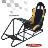 Wholesale Play Station WIth Seat Sport Racing Sears Simulator Cockpit Gaming Chair-JBR1012 from china suppliers
