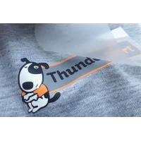Wholesale Screen Print Heat Transfer Clothing Labels Custom Iron On Stickers from china suppliers