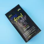 China Pet Food Food Grade Plastic Bags Printed Side Gusset Back Sealing Custom Size for sale