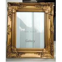 China Wood photo frame with lacquer finish on sale