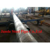 Buy cheap API / ASME / GOST /ASTM standard 8 SSAW welded pipe produce line can do third party inspectio with SGS , BV ,TUV ,LLoyd from wholesalers