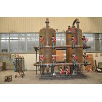 Buy cheap Cryogenic Oxygen Cylinder Filling Plants , Medical Oxygen Generator ASU Plant from wholesalers