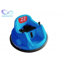 Wholesale Commercial Wholesale 6V Kids Zone Electric Car Toy DIY Kids Baby Ride On Bumper Car For Sale from china suppliers