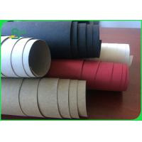 China Recyclable Washable Kraft Paper Bag Red / Black / Gold For Plant Plot on sale