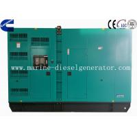 Wholesale 100KVA Silent Cummins Generator , 80KW Generating With Three Phase Alternator from china suppliers