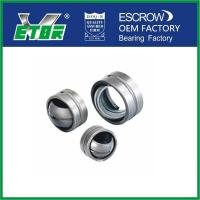 China Cixi VETOR Steel Radial Spherical Plain Bearings Less Friction And Low Noise on sale