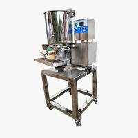 Wholesale Patty Burger Cutlet Making Machine Frozen Food Processing Equipment from china suppliers