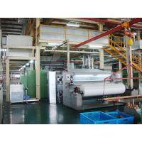 Wholesale PP Double Ss Non Woven Fabric Production Line / Spunbond Nonwoven Equipment from china suppliers