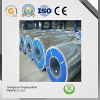 China 0.18mm Thickness Zinc Coating Steel   Roofing Used With Galvanized Steel on sale