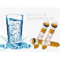 Wholesale Commercial Ro Membrane , Ro Water Filter Cartridge For Chemical Supply Water System from china suppliers