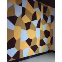 Buy cheap Sound Absorbing Acoustic Wall Panels Hard Interior Soundproof Polyester Fiber Board from wholesalers