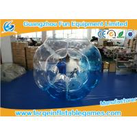 Wholesale Customized Heat Sealed PVC Inflatable Bubble Ball With Logo Printing from china suppliers