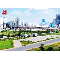 China Rotary Kiln In Cement Industry , Cement Production Equipment Precision Control on sale
