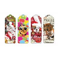 Wholesale Reading Lenticular Personalized 3d Bookmarks For Kids To Print 3d Animal Bookmarks from china suppliers