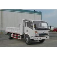 Wholesale HOWO 4x2 119hp Light Mining Small Dump Truck White  ZZ3057E3714C155 from china suppliers