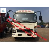 Wholesale Sinotruck 10000KG Light Duty Commercial Trucks With Euro II Engine from china suppliers