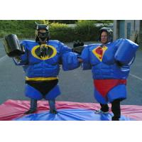 Buy cheap Batman Appearance Sumo Wrestler Costume Tear Resistant For Outdoor Sports from wholesalers