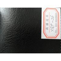 Wholesale Black Color PU Leather Sofa Material  Abrasion Resistant for Sofa, Shoe, Bag, Belt from china suppliers