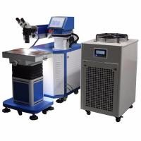 Wholesale Fast Speed 300 W Laser Welding Machines Blue Color CCD Display Mold Repair from china suppliers