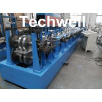Wholesale Single Side Adjustable Interchangeable Z Purlin Roll Forming Machine from china suppliers