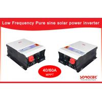 Buy cheap 230VAC Pure Sine Wave Solar Power Inverters Built-in 40A/60A MPPT Solar Charge Controller from wholesalers