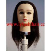China Training head/ Mannequin Head/ lesson wig/Practice head on sale
