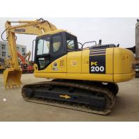 Buy cheap Original japan Used KOMATSU PC200 PC200-7 Excavator from wholesalers