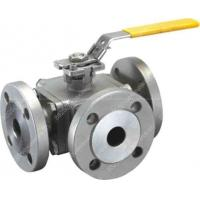 China 8 Self Relieving Seat Floating Ball Valve Stainless Steel Body 800lbs for sale