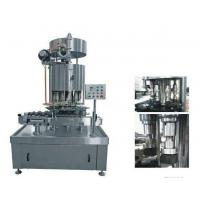 Quality Double Sealing Electric Beverage Packaging Machine 304 Stainless Steel Surface for sale