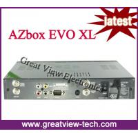 Wholesale Azbox EVO XL hd satellite receiver for south america from china suppliers