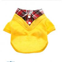 Buy cheap 2015 Pet Clothes California Outerwear Dog Collar Shirt Apparel from wholesalers