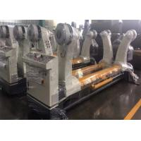 China Corrugated Cardboard Production Line Mill Roll Stand 380v CE Approved for sale