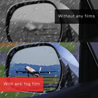 China NEW MARKET UV protection anti rain anti oil anti water dust remover safety car ant fog mirror film on sale