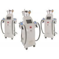 China Fat Cell Freezing Treatment Ultrasonic Cavitation Machine 10Mhz High Frequency RF on sale