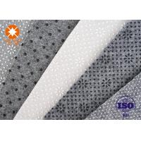 Wholesale Polyester Non Woven PVC Dotted Anti - Slip Fabric Underfelt For Carpets from china suppliers