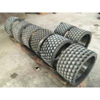 Wholesale AISI 4130 AISI 4140 AISI 4340 Forging Forged Steel Ball Press Machine Ball Presses Roller Sleeves from china suppliers