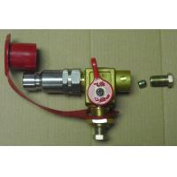 Wholesale CNG filler valve/refuel port used for NGV bi-fuel system in gasoline cars from china suppliers