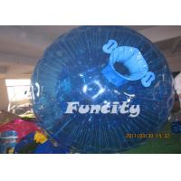 Wholesale Best 0.8mm PVC Colorful Inflatable Zorb Ball for Kids and Adults from china suppliers
