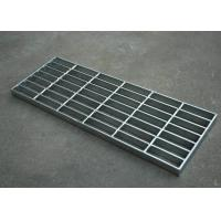 Wholesale Hot Dip Galvanized Steel Grating / Stainless Steel Bar Grating 300 * 1000mm from china suppliers